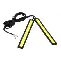 Дневные ходовые огни COB LED ультратонкие