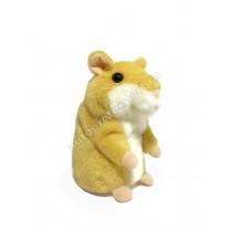 Говорящий хомяк (Желтый)