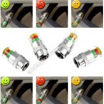 Колпачки-индикаторы давления в шинах 2.0 Bar