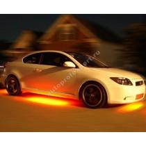 Подсветка днища автомобиля  (многоцветная 120х90см)