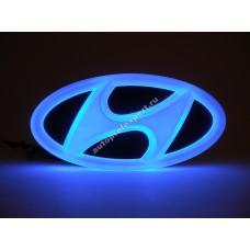 Светящаяся 4D эмблема Hyundai