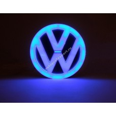 Светящаяся 4D эмблема Volkswagen