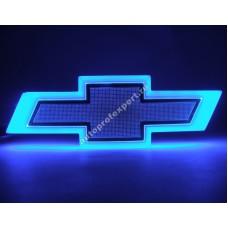 Светящаяся 4D эмблема Chevrolet