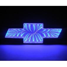 Светящаяся 3D эмблема Chevrolet