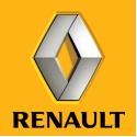 Светящиеся эмблемы Renault