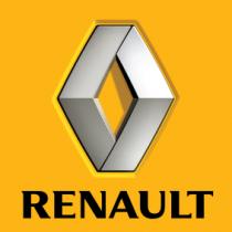 Светящиеся эмблемы Renault (1)
