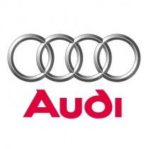 Светящиеся эмблемы Audi (2)