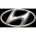 Светящиеся эмблемы Hyundai