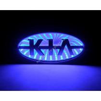 Светящаяся 3D эмблема KIA
