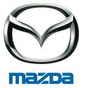 Светящиеся эмблемы Mazda