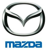 Светящиеся эмблемы Mazda (1)